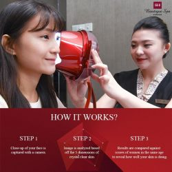 [SK-II Boutique Spa] Ever wondered how old your skin is compared to your actual age?