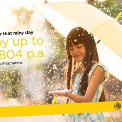 [Maybank ATM] Ever wondered if you will have enough money for your child's tertiary education when the time comes?