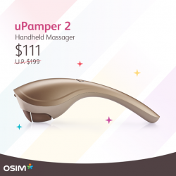 [OSIM] We are celebrating singlehood with ONE-DAY-ONLY 11.