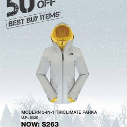 [The North Face] The North Face® 2017 Black Friday Sale!