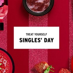 [The Body Shop Singapore] Treat yourself to our 11.