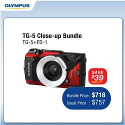 [Harvey Norman] Enjoy these November specials from Olympus at HarveyNormanSG!
