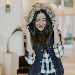[Aeropostale] colder days call for warmer layers.