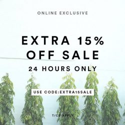 [MDSCollections] The sale starts now | Extra 15% OFF on sale items, only last for 24 hours, shop with us now