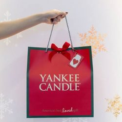 [Yankee Candle] Three extra reasons to shop with us: 1.