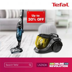 [Tefal] Prep yourselves for the upcoming Lazada Revolution sale with our pre-sale happening from 1st – 10th November!