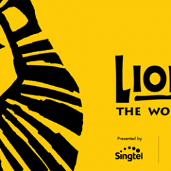 [Marina Bay Sands] THE LION KING, the world's 1 musical, will be returning to Marina Bay Sands in June 2018 and tickets