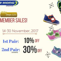 [Dr Kong] The best deal for happy kids is here!