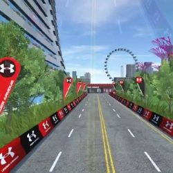 [Under Armour Singapore] This weekend, are you ready to experience our first ever Under Armour Virtual Reality Race, Singapore?