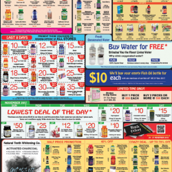 [Holland & Barrett Singapore] Get your The New Paper today for special deals.