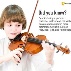 [Aureus Academy] If you're not big on classical music, don't be too quick to rule out the violin.
