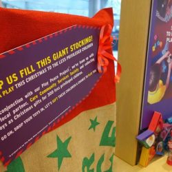 [The Body Shop Singapore] Gift a PLAY this Christmas to the less-privileged kids at Care Community Services Society!