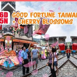 [WTS TRAVEL] Experience a different festive mood this Lunar New Year!