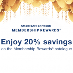 [American Express] Pair yourself with these greater rewards this Singles' Day.