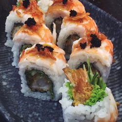 [Sakae Sushi] Thanks @hungrymillennials for the feature of our ebi fry maki!