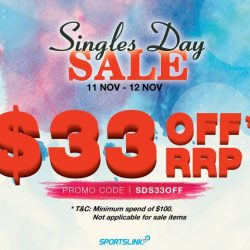 [Sportslink] Happy Singles Day people!
