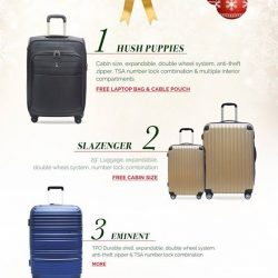 [The Travel Store] Jolly Deals From The Travel Store!