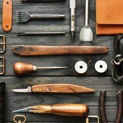 [February 29 ] Step into the world of leather crafting this friday 17th Nov 2017Craft your very own LEATHER KEY POUCH & COIN