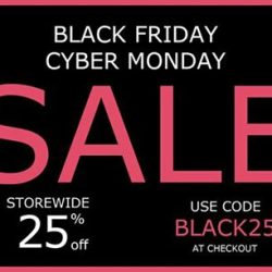 [MOLEY APPARELS] Black Friday / Cyber Monday SALE now on!