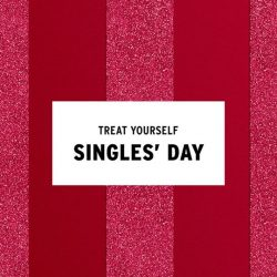 [The Body Shop Singapore] Don't miss the chance to treat yourself or someone special with our irresistible Singles' Day deals.