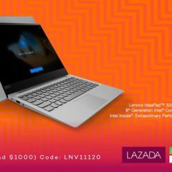 [Lenovo] It weighs less than 2kg, and is under 20mm thick— say hello to the Ideapad 320S.