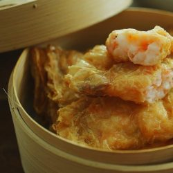 [THE SEAFOOD MARKET PLACE BY SONG FISH] Fu Pei Guen – 腐皮卷Seen at your Dim Sum joint, this Cantonese classic is actually easy to make.