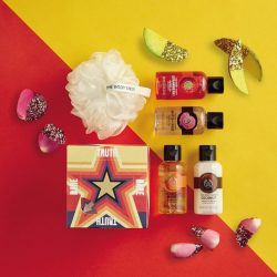 [The Body Shop Singapore] Take your game level up another notch with our Truth or Dare shower gel gift set!
