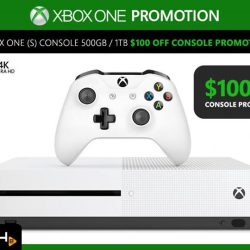 [PLAYe] Xbox One S Promotion!