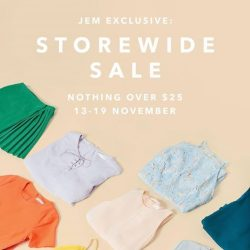 [LOVE AND BRAVERY] Gear up for our JEM Exclusive Storewide Sale!