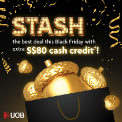 [UOB Bank] Looking for a great deal today?