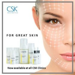 [CSK® Aesthetics] Caring For Your Skin Tips Toners helps balance pH levels in your skin.