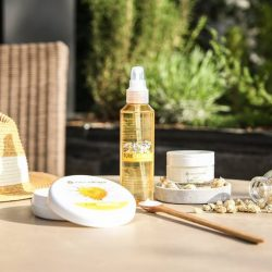 [Yves Rocher] Our iconic Bio Chamomile range is regularly enriched to offer you extra softness!