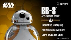 [iStudio] LAST DAY to enjoy great deals off these Star Wars Droids R2D2 BB8 BB9E https://www.