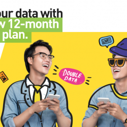 [StarHub] Double your data, and double your fun!