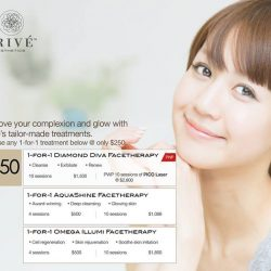 [Prive Aesthetics] Improve your glow and complexion with Prive's tailor-made treatments.