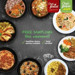 [Foodfare] Calling all foodies: Here's your chance to try Chef's Finest's newly-launched ready meals for FREE!