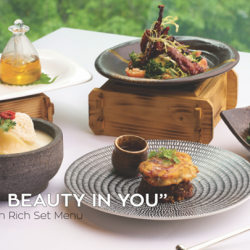 [Tung Lok Signatures] Beauty Lies In The Eye Of The Beholder……But the duty of upholding our health and beauty lies with us!