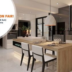 [U-HOME INTERIOR DESIGN] 1 PLUS 1 PROMOTION on this special weekend NOV 11TH & 12TH (SAT & SUN), celebrating 11 November at U-HOME's