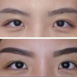 [Enjoy by Jean Yip] Eyebrows are the only thing you can get into shape without exercising!