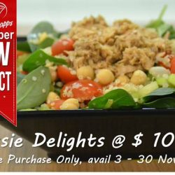 [Simply Wrapps] November Exclusive – Aussie Delights @$10.