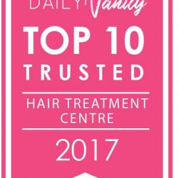 [TrichoKare] We are extremely proud to announce that TKTrichoKare has been awarded by Daily Vanity for being the TOP 10 Trusted