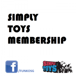 [Simply Toys] We are pleased to inform a new membership system for Simply Toys, Simply Zakka and Pop Life store with effect