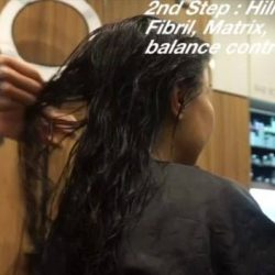 [STYLE NA HAIR] Reposting one of our videos as we have many enquiries regarding hair treatment!