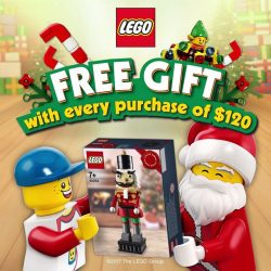 [Bricks World (LEGO Exclusive)] Have Crackin' Christmas!