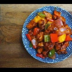 [THE SEAFOOD MARKET PLACE BY SONG FISH] Sweet And Sour ChickenSweet and sour meats are always a delight to have.