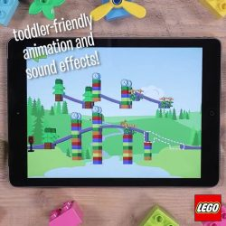 [The Brick Shop] These free LEGO apps are a fun and safe way for you and your child to explore digital play together!