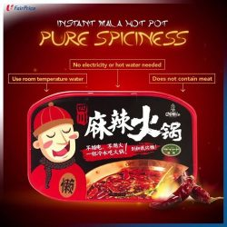 [NTUC FairPrice] In light of the recent controversy involving the sale of unapproved meat in self-heating hotpots, we would like to
