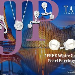[Taka Jewellery Treasures] RSVP for International Jewellery Preview 2017 happening from 9 - 12 November at TAKA Jewellery Treasures ION Orchard B2-63, and