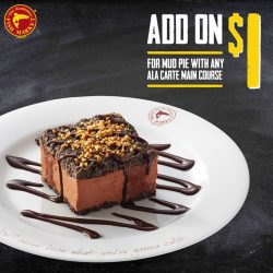 [The Manhattan FISH MARKET Singapore] It's almost the end of the year, so it's time to feast!