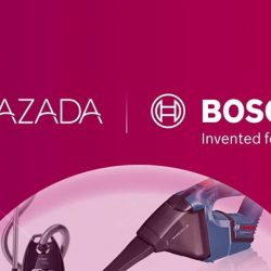 [Lazada Singapore] Add gadgets from Bosch to your cart before midnight on 11.